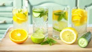 Cucumber-Lemon-Water