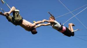 flying-trapeze